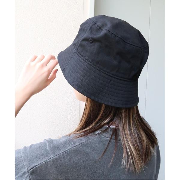 帽子ハットWEGO/プレーンバケットハット