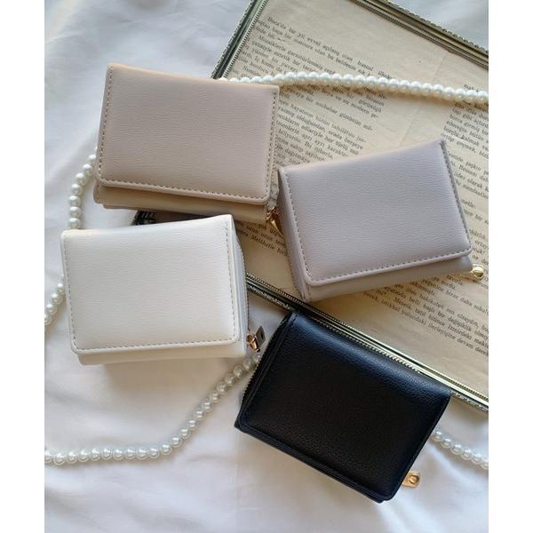財布シンプルミニウォレット