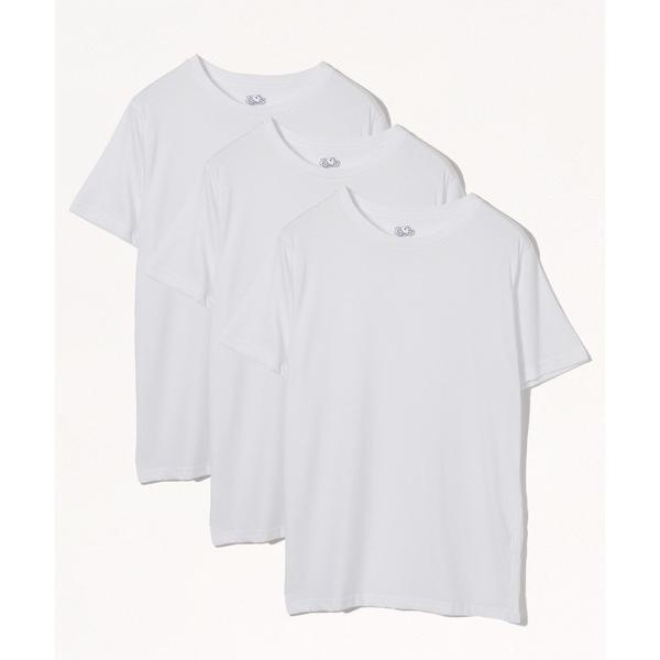 FRUITOFTHELOOM/フルーツオブザルーム クルーネックパックTシャツ3点セット