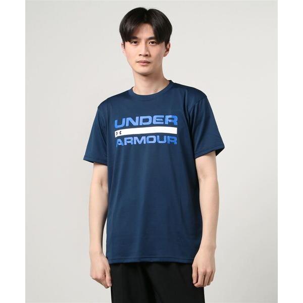 tシャツTシャツアンダーアーマーUATECHWORDMARKSS
