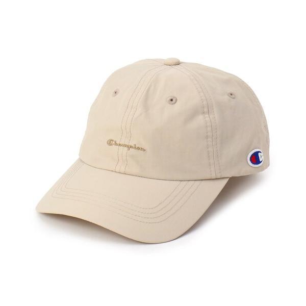 帽子キャップChampion別注バックラウンドロゴCAP