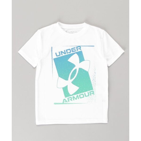 tシャツTシャツアンダーアーマーUATechPrintLogoSS