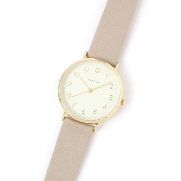 腕時計抗菌機能ベルトラウンドウォッチ929462