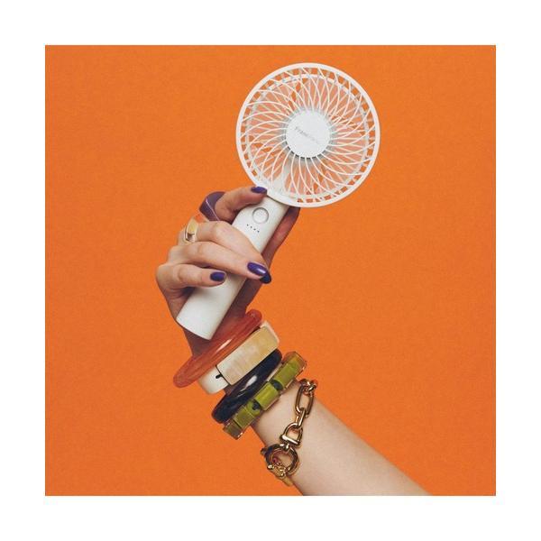  家電 【2021年モデル】フレ ハンディファン(扇風機)
