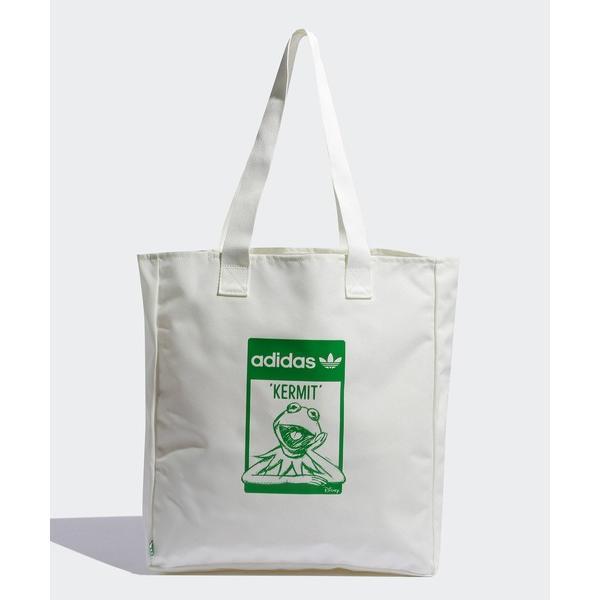 トートバッグバッグカーミットショッパーバッグ/アディダスオリジナルス