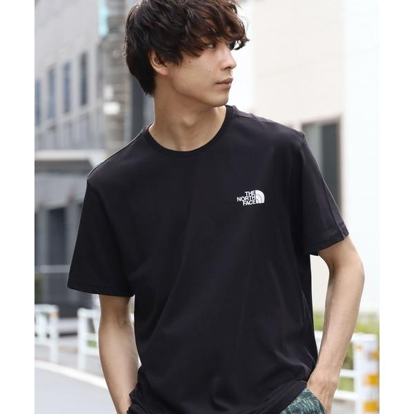 tシャツTシャツTHENORTHFACE/ザ・ノースフェイスSIMPLEDOMETEEハーフドームロゴ半袖Tシャツ