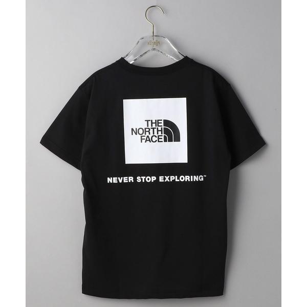 tシャツTシャツ THENORTHFACE/ザノースフェイス shortsleevebacksquarelogoTee/ショート