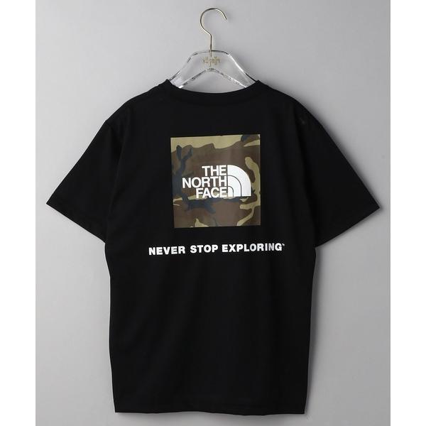 tシャツTシャツ THENORTHFACE/ザノースフェイス S/SLogoCamotee/ショートスリーブスクエアカモフラージ
