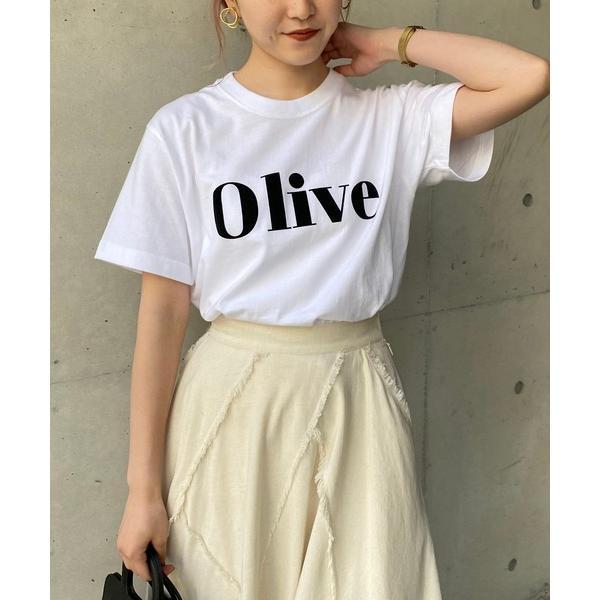 tシャツTシャツOliveTシャツ