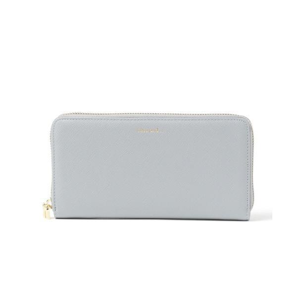 財布オリジナルジップ長財布