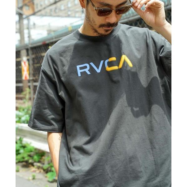 tシャツ Tシャツ RVCA メンズ 【ALL TIME COLLECTION】 SCANNER SS Tシャツ【2021年夏モデル】/ルーカ半袖バッ
