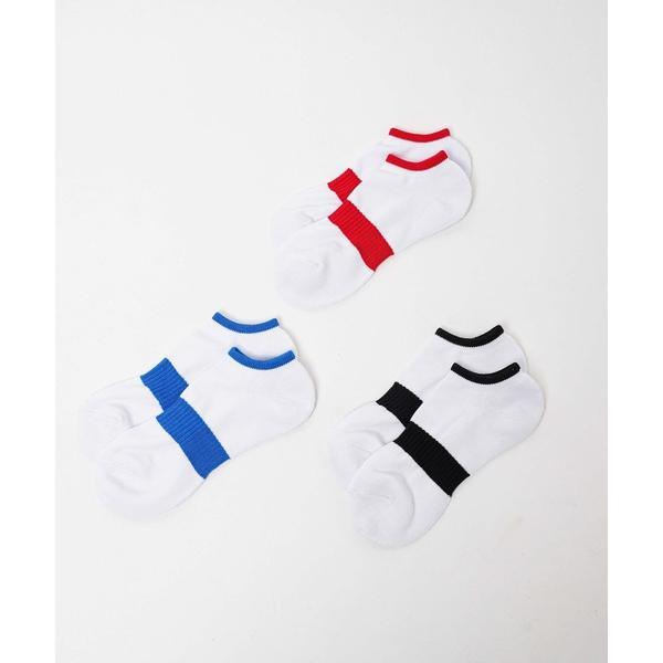 靴下WEGO/ 3点セット スポーツスニーカーショートソックス