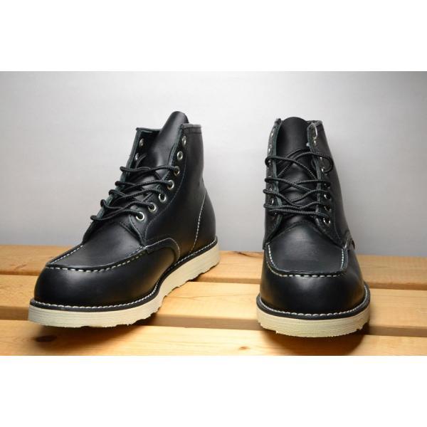 送料無料BCR 本革アイリッシュセッターブーツ BC2180 ブラック  紳士 メンズ ブーツ (N)|zstyle|02