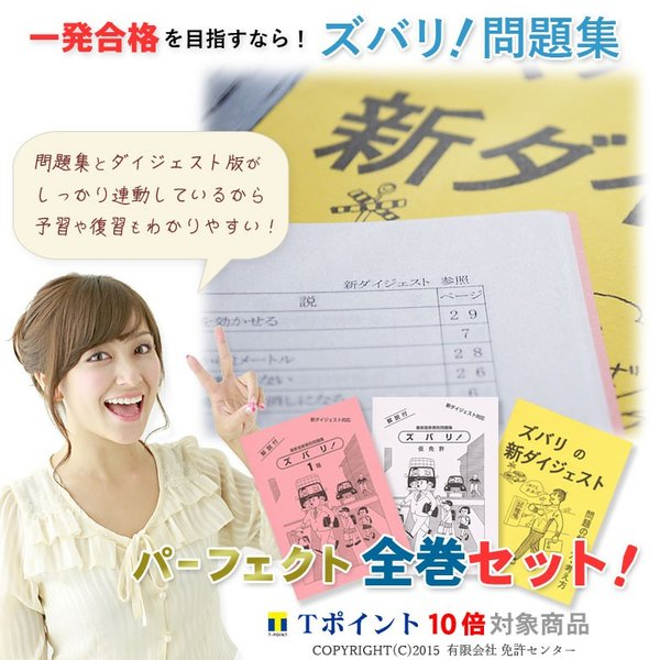 一種免許 全巻セット 翻訳 中国語版|zubarimondai|02