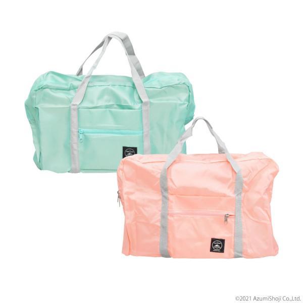 キャリーオンバッグ 折りたたみ トラベルバッグ 旅行 ボストンバッグ おしゃれ 機内持ち込み 小さめ 軽量 軽い 2色展開 大容量 コンパクト 収納