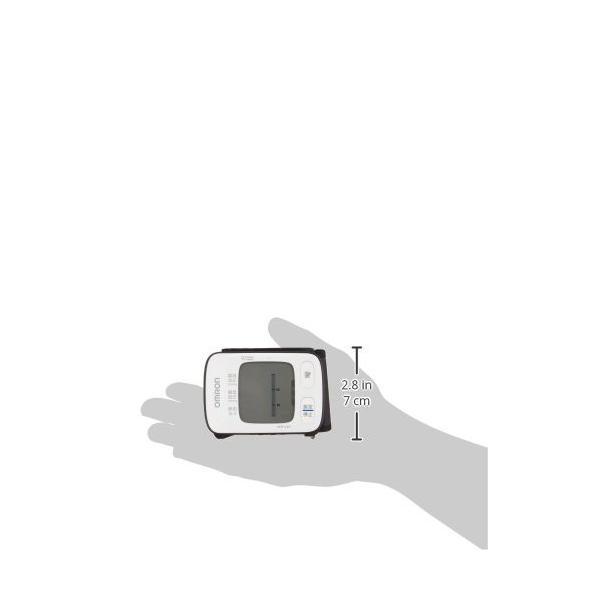 オムロン HEM-6301 手首式 自動血圧計 OMRON 正確測定サポート機能【あすつく】|zumi|05