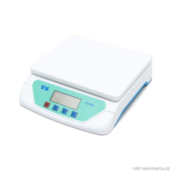 デジタルスケール 1g単位 30kg TS500-30 秤 はかり 風袋機能 オートオフ キッチン 料理 クッキング 電子秤 クッキングスケール 計量器 デジタル 計量器