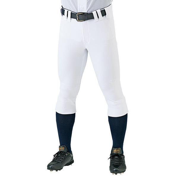 【P3倍+10%OFFクーポン】  【お取り寄せ】ZETT ゼット 野球ウェア ユニフォーム ネオステイタス レギュラーフィットパンツ BU802RP 1100