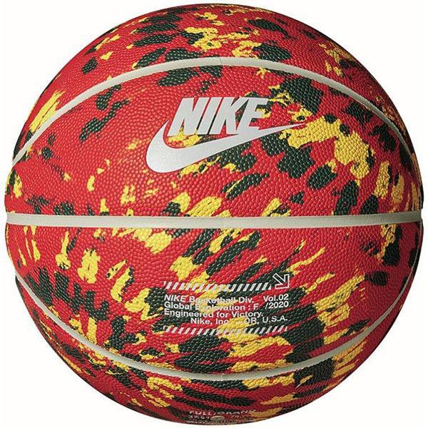 【P3倍+10%OFFクーポン】ナイキ バスケットボール 7号 グローバル エクスプロレイション BS3015 935