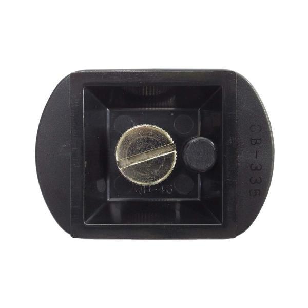 Velbon スペアシュー QB-46 プラスチック製 DIN規格シュープレート 373908