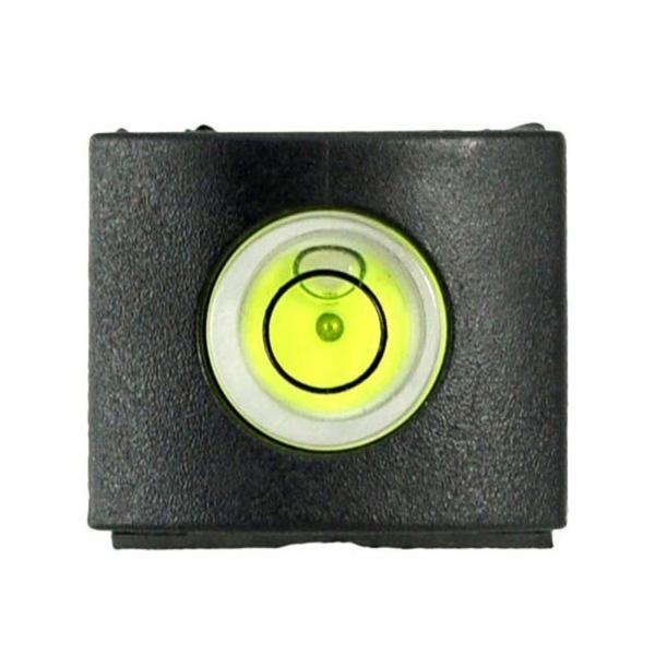 NinoLite ホット シュー カバー 水準器付き Canon Nikon Panasonic Olympus 等 カメラ用アクセサリー