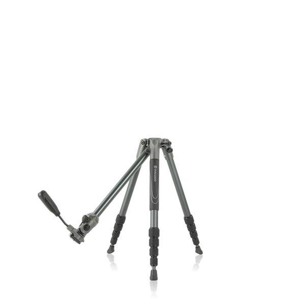VANGUARD トラベル三脚 VEOコレクション アルミ 5段 小型 自由雲台 キャリングケース付き 140cm VEO 2 235AP