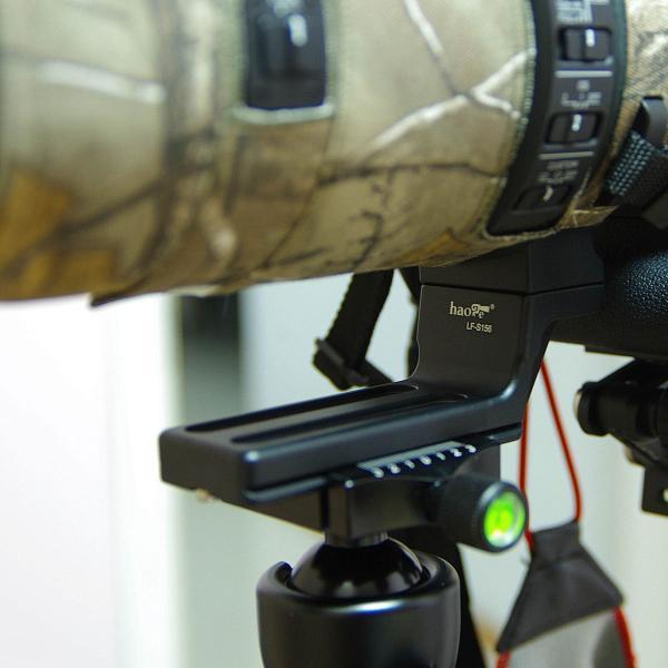 Haoge LF-S156 レンズ襟足三脚マウントリングスタンドベースfor Sigma 150-600mm f5-6.3 DG OS HS