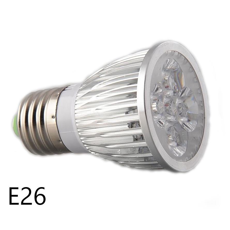 5w 赤 青 植物育成LEDライト E26 小型スポットライト 一般照明 室内栽培 植物育成用660nmLED使用 青LED 水耕栽培 E26口金 店内限界値引き中 セルフラッピング無料 超激安特価