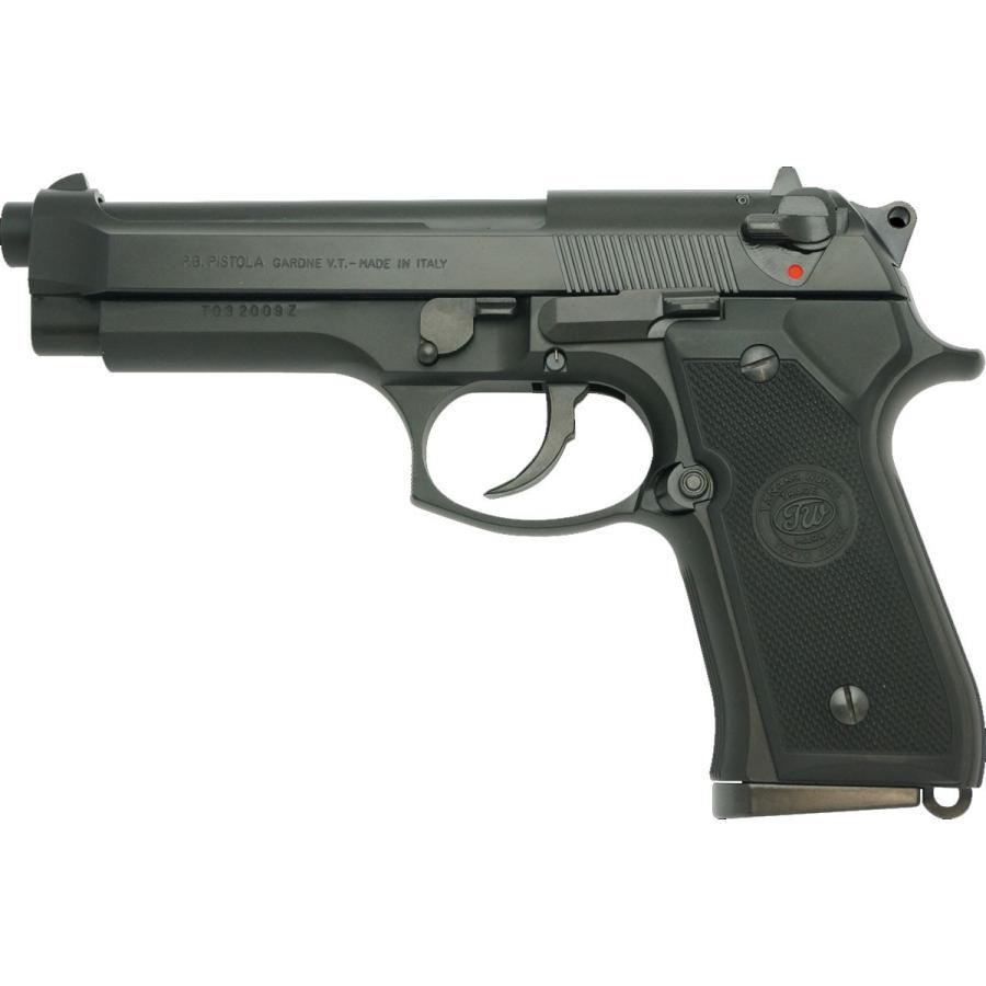 タナカ M92F Evolution HP セラコート・ブラックフィニッシュ 【モデルガン】18才以上