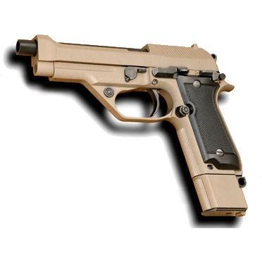 M93Rデザートスパルタン 【ガスブローバック】※18才以上