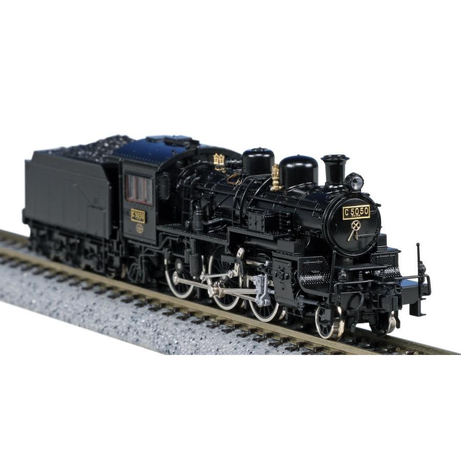 KATO 2027(N) C50 KATO Nゲージ50周年記念製品 2027 鉄道模型 蒸気機関車