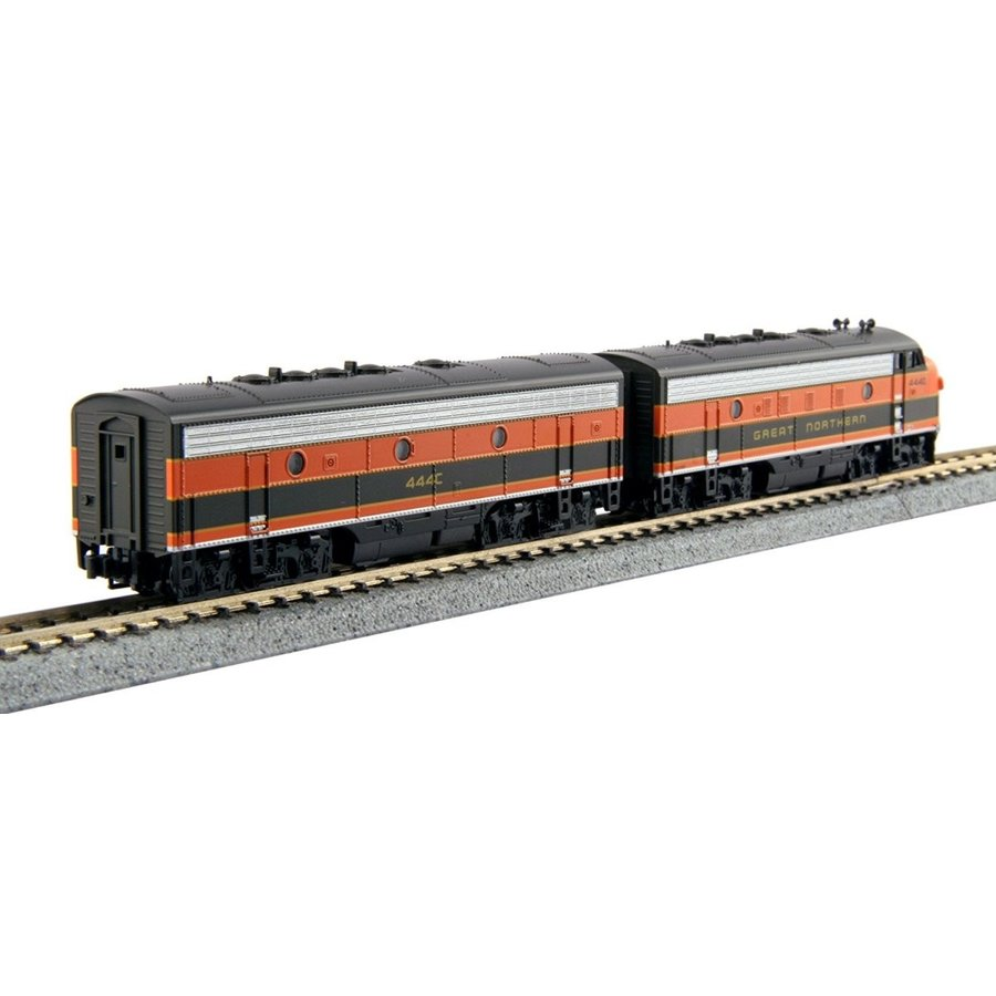 KATO 106-0421(N) F7A/B 2両セット
