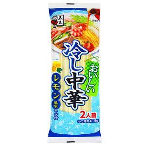 五木食品 期間限定 おいしい冷し中華レモン風味 222g×20袋入 現金特価 食品
