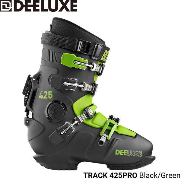 2016/2017 DEELUXE TRACK 425PRO T/黒-緑 送料無料
