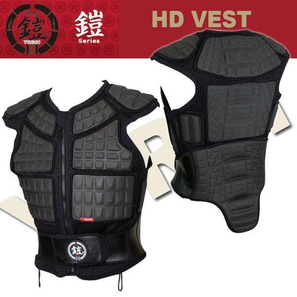 YOROI/鎧ヨロイ(HD VEST)BLK YR-501