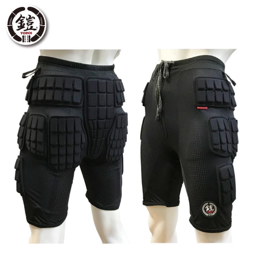 YOROI AIRLY SHORT ヨロイ エアリーショートパンツ オールシーズン・プロテクター! スノーボード 鎧 プロテクター スノボ スキー YS515 YS515