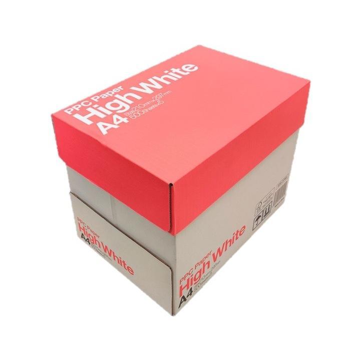 PPC PAPER High White A4コピー用紙(2,500枚) 102kboo