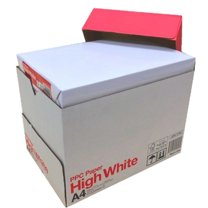 PPC PAPER High White A4コピー用紙(2,500枚) 102kboo 02