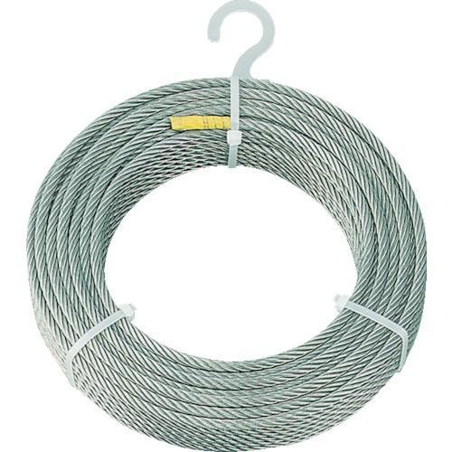 TRUSCO ステンレスワイヤロープ Φ4.0mmX200m