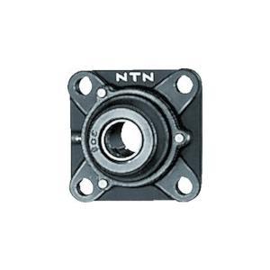 NTN G ベアリングユニット(円筒穴形、止めねじ式)軸径75mm内輪径75mm全長236mm