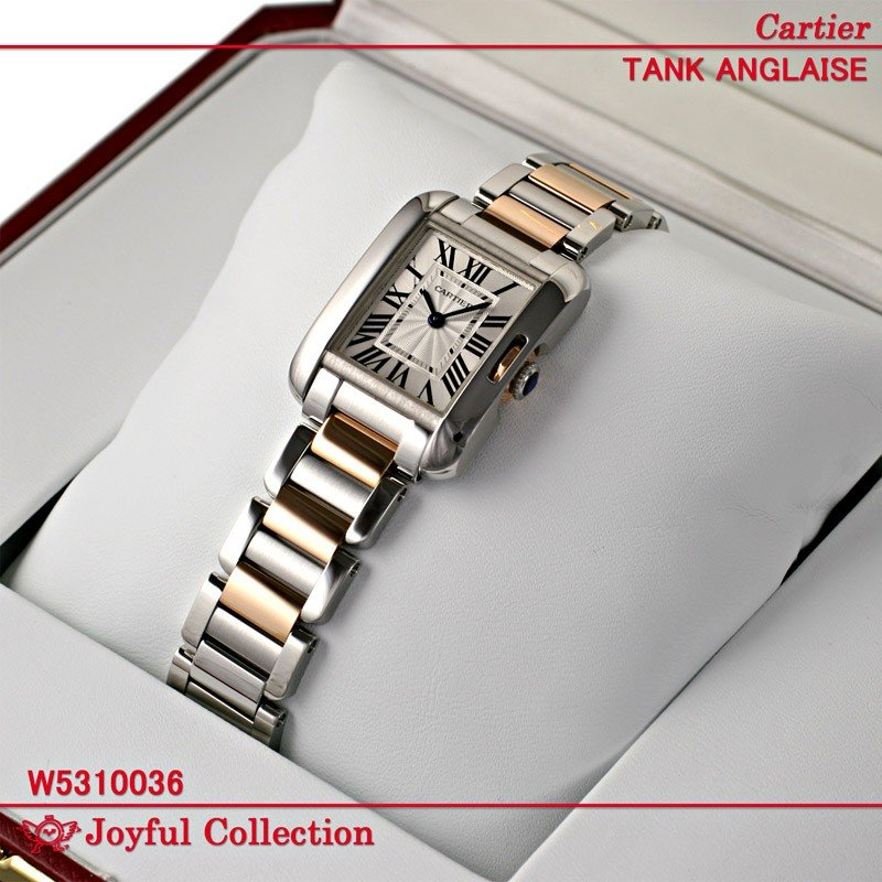 【初売り】 カルティエ時計(Cartier) アングレーズW5310036 SM, GOKIGEN 5f619675