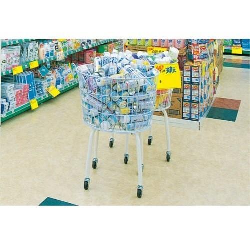 JAジャンブル(φ55×H76×D36) 中日販売 業務用 陳列棚 スーパー コンビニ ドラッグストア