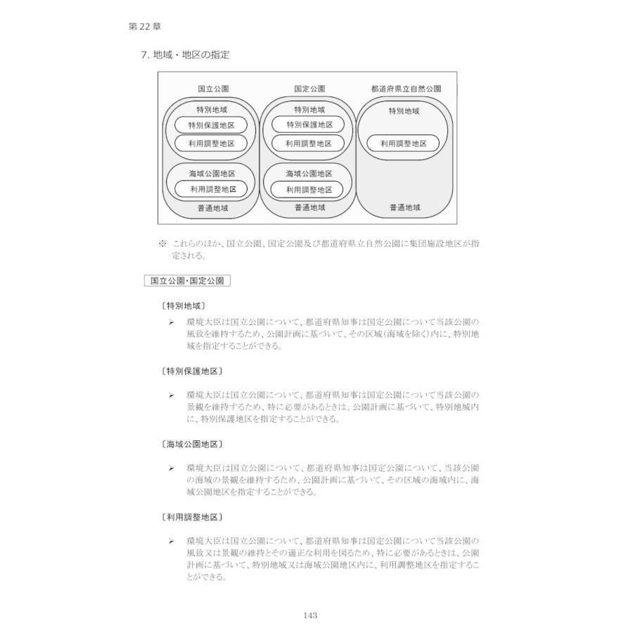 改訂版 行政法規の解説書(上下巻セット) 11book 07