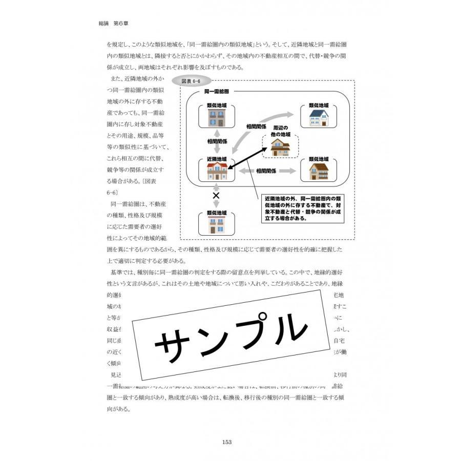 不動産鑑定評価基準の解説書 改訂版(上下巻セット) 11book 02