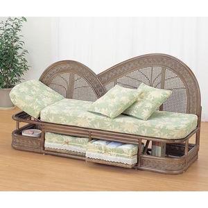 籐カウチソファ IMY500B籐家具籐の座椅子 籐椅子木製 今枝商店 籐|11myroom