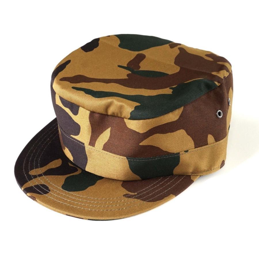 迷彩柄CAP|138etex