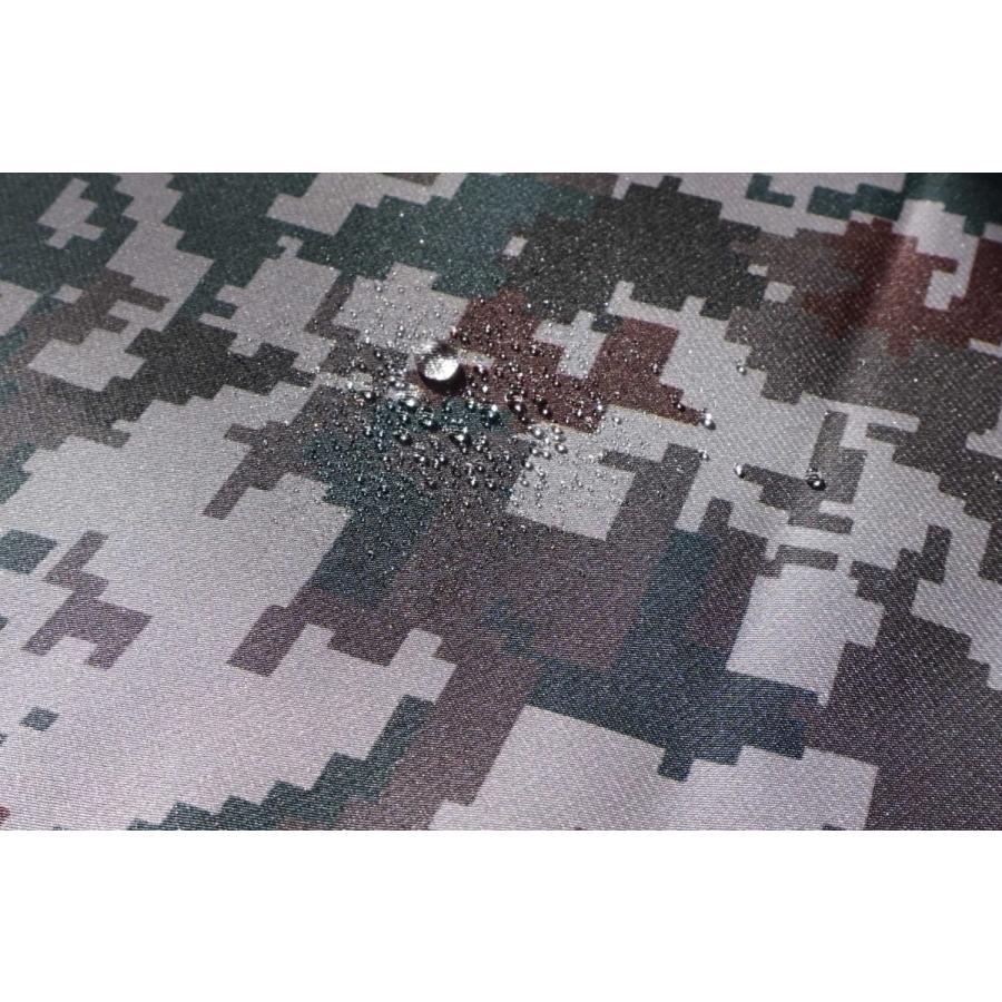航空自衛隊デジタル迷彩タイプ サコッシュ 撥水仕様 Ver2 |138etex|07