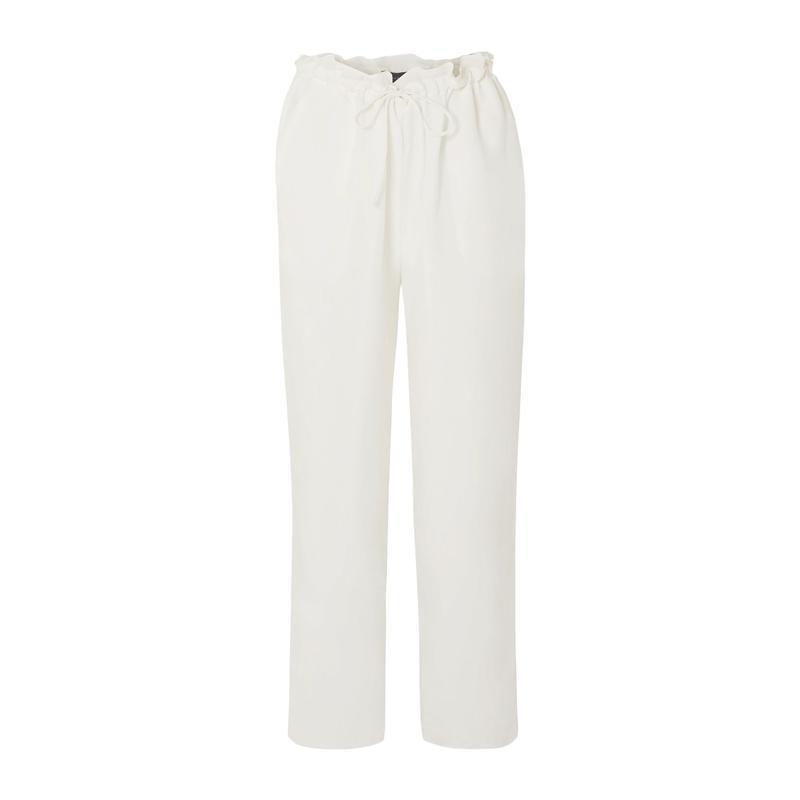 SALLY LAPOINTE テーパードパンツ ファッション  レディースファッション  ボトムス  テーパードパンツ ホワイト 1440 02