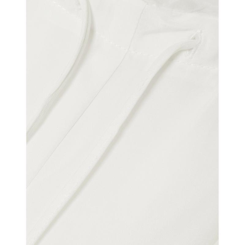 SALLY LAPOINTE テーパードパンツ ファッション  レディースファッション  ボトムス  テーパードパンツ ホワイト 1440 06
