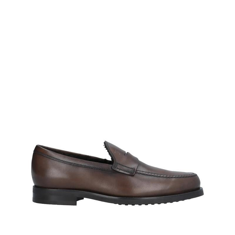 TOD'S トッズ モカシン ファッション  メンズファッション  メンズシューズ、紳士靴  モカシン ココア|1440|01